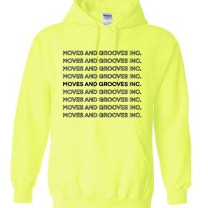 MultiLine Hooded Sweatshirt